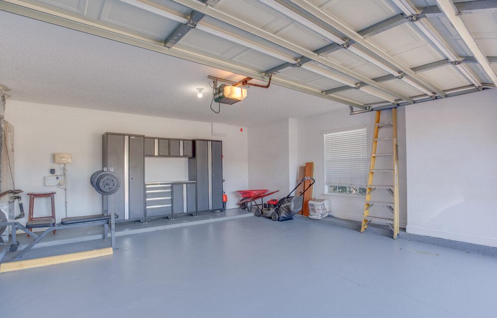 Gagnez une surface habitable en aménageant votre garage